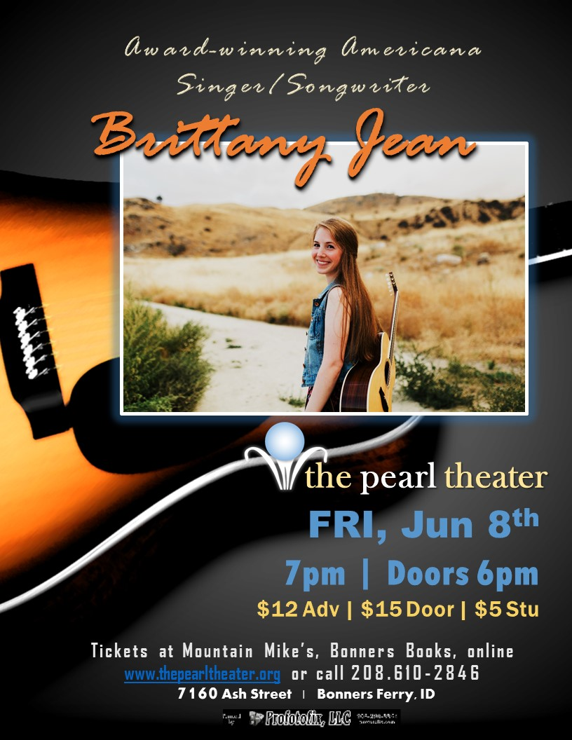 Brittany Jean Concert