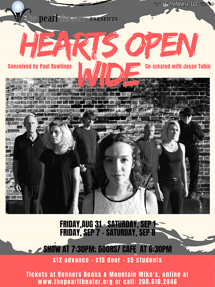 The Pearl Presents: Hearts Open Wide