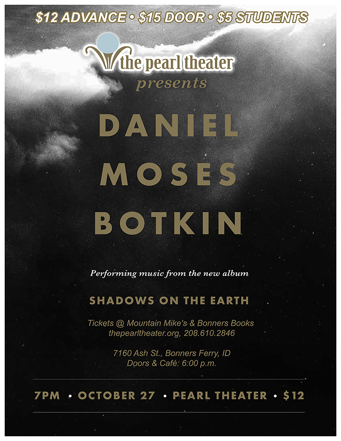 The Pearl Presents - Daniel Moses Botkin