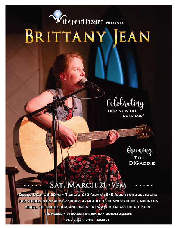 The Pearl Presents Brittany Jean