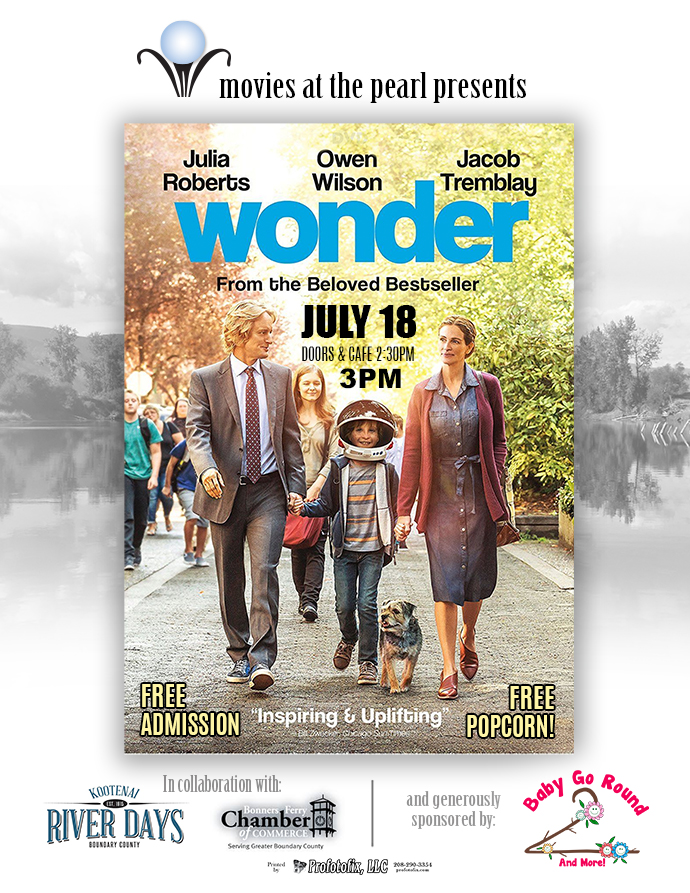 "Kootenai River Days movie: ""Wonder"""