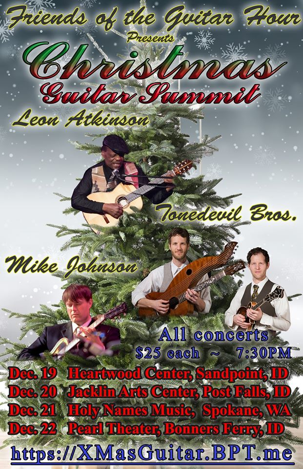 Christmas Guitar Summit
