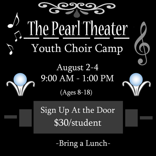 The Pearl Theater - Youth Choir Camp