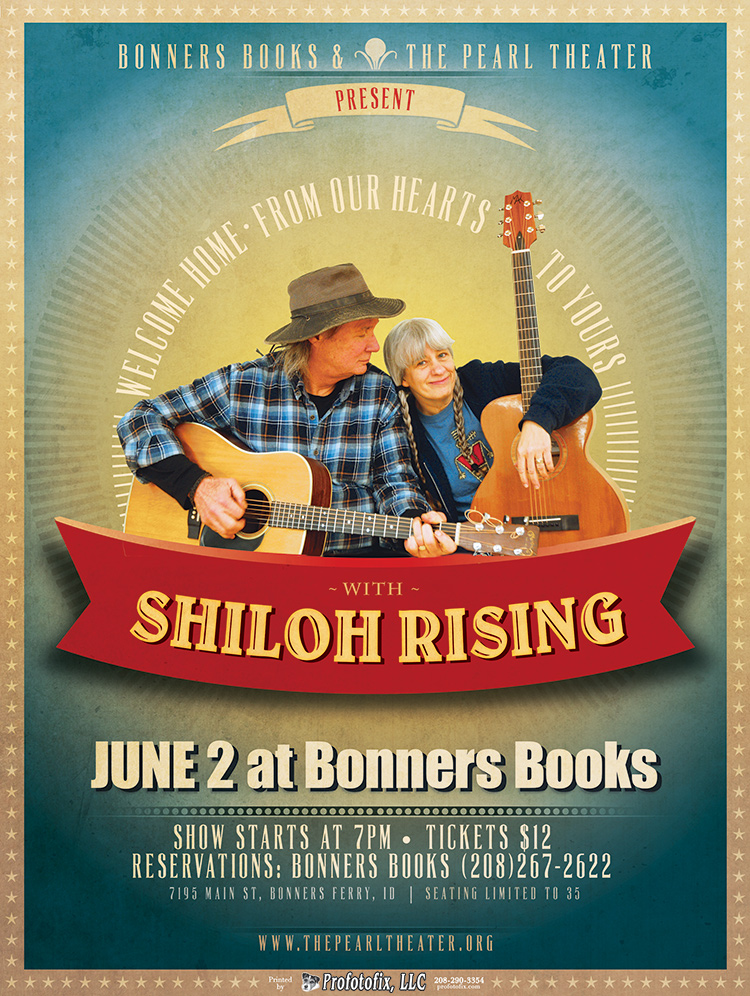 """""""Welcome Home ~ From Our Heart to Yours ~ with Shiloh Rising"""""""