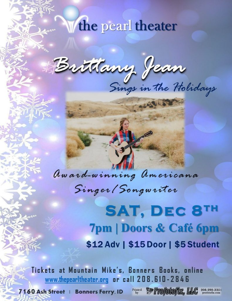Brittany Jean does the Holidays