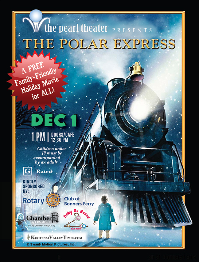 Christmas Holiday Movie - Polar Express