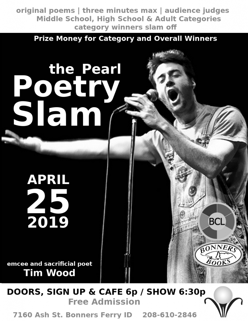 The Pearl Poetry Slam